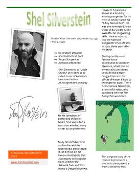 Author Newsletter - Shel Silverstein