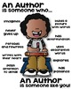 Author Poster - [someone who]