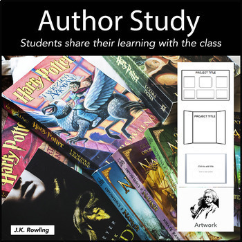 Author Project - PBL