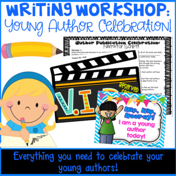 Writing Workshop: Young Author Celebration