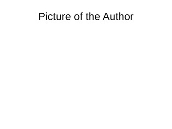 Author Research Product (PPT)
