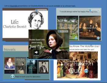 FlowVella: Biography Digital Media Project