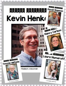 Author Spotlight Curriculum