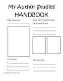 Author Studies Handbook for Book Clubs!