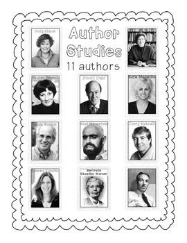 Author Studies / Spotlight - Older Grades