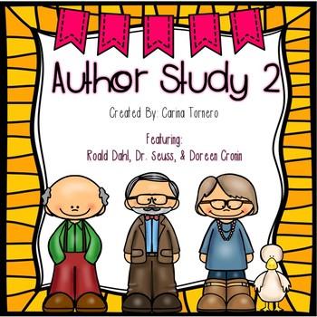 Author Study 2