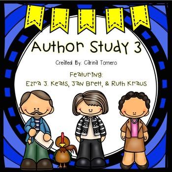 Author Study 3