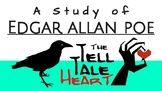 Author Study Activity:  Edgar Allan Poe! (Biography, Audio