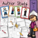 Author Research Study Activity Set 3