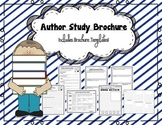 Author Study Brochure