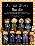 Author Study Bundle