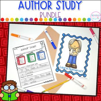 Author Study-Bundle
