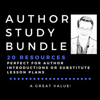Author Study Bundle, Author Biography