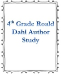 Author Study Bundle- Roald Dahl (Differentiated for readin
