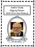 Author Study Chris Van Allsburg Close Reading Mentor Text