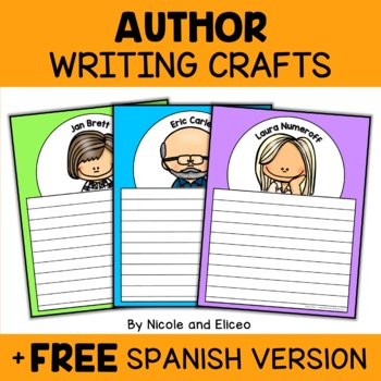 Writing Crafts - Author Study