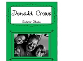 Author Study- Donald Crews