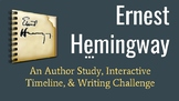Author Study: Ernest Hemingway (Interactive Biography & Wr