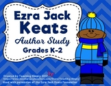 Ezra Jack Keats Author Study for Younger Elementary Students