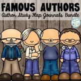 Author Study Flap Journals Bundle: Story Elements, Retelling, Predicting