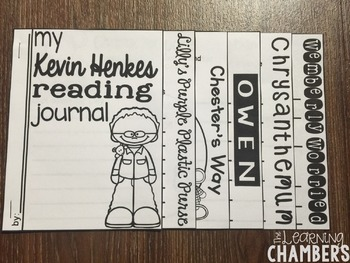Kevin Henkes Author Study: Story Elements, Retelling, Predicting, Inferencing