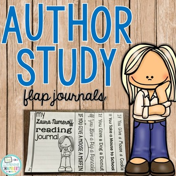 Laura Numeroff Author Study: Story Elements, Retelling, Predicting, Inferencing