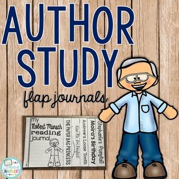 Robert Munsch Author Study: Story Elements, Retelling, Pre