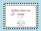 Arthur Goes to Camp Freebie