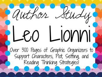 Author Study: Leo Lionni