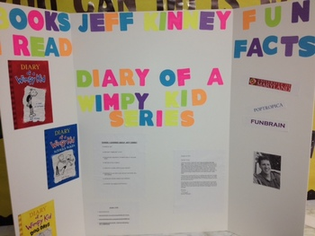 Author Study Literacy Project