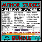 "Author Study ""MEGAPACKET"" Bundle"