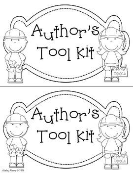 Author Study Notebook