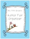 Author Study/Author Fair Organizer