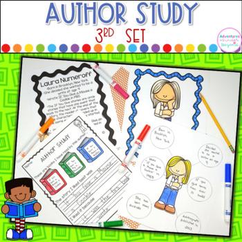 Author Study- Part 3