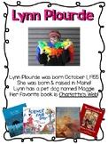 Author Study Poster - Lynn Plourde