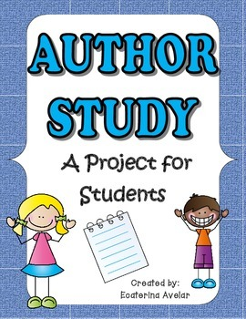 Author Study Project