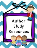 Author Study Resources