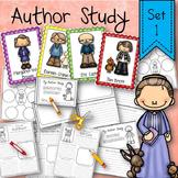 Author Research Study Activity Set 1