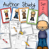 Author Research Study Activity Set 2