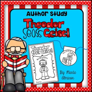 Author Study: Theodore Seuss Geisel