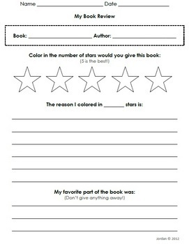 Author Study Tic-Tac-Toe (Independent Author Study Activity Packet)
