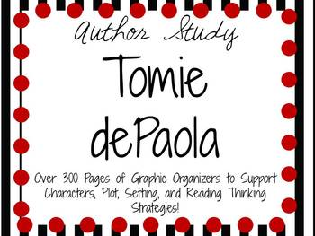 Author Study: Tomie dePaola