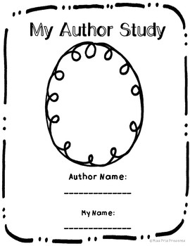 Author Study for Any Author