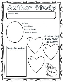 Author Study on Dr. Seuss