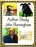 Author Study on Picture Books: John Burningham 50 Pages