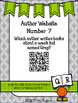 Author Website QR Code Guessing Game Investigation