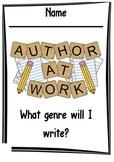 Author @ Work: Narrative Writing