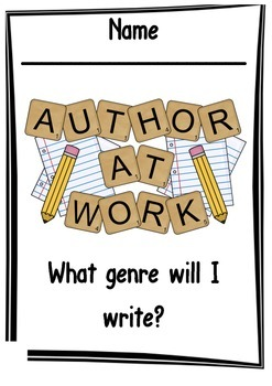 Author @ Work: Narrative Writing