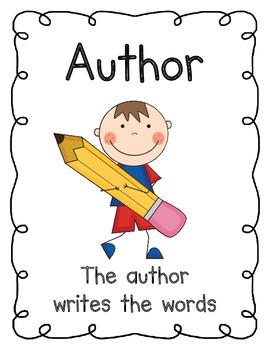 author and illustrator posters song and cards freebie by camp rh teacherspayteachers com illustrator clip art download illustration clipart