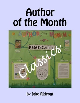 Author of the Month Collection: Classics